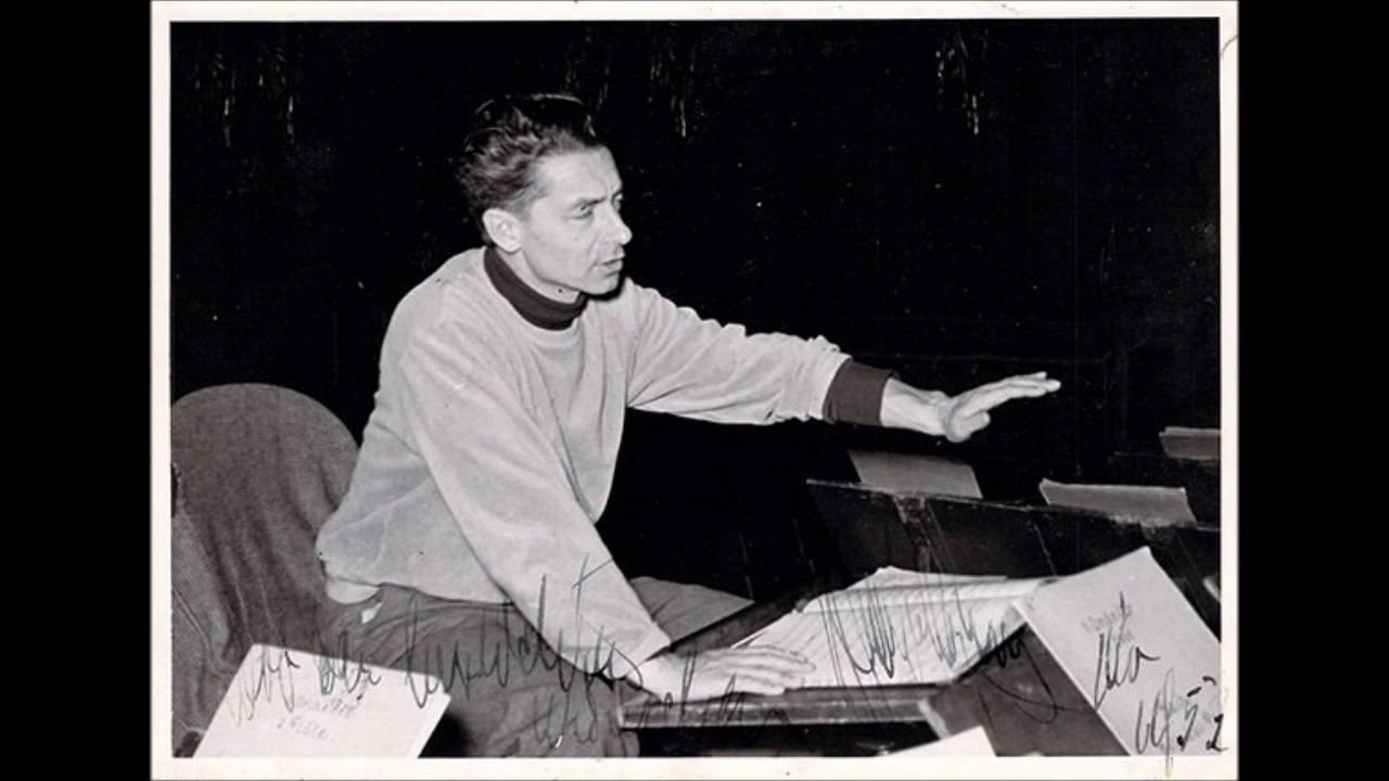 How Karajan discovered television