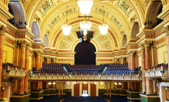 Leeds is first English city with live concerts