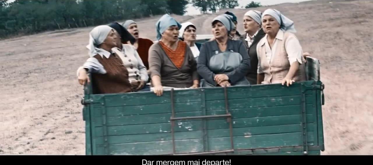 Queen finds asylum in Moldova