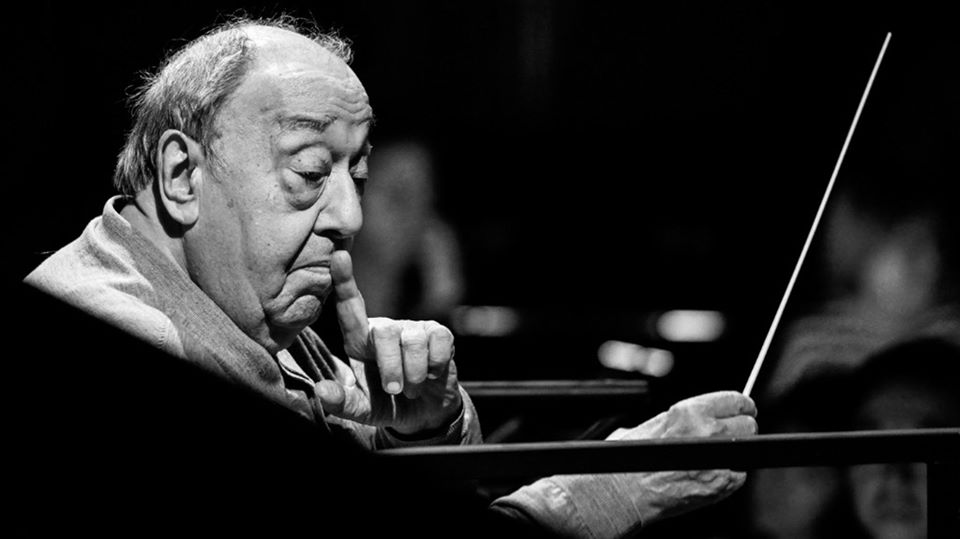 Luisi leads tribute to Zurich's great Maestro