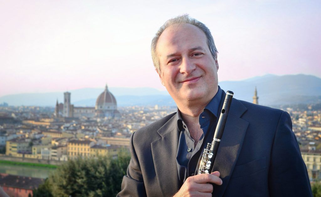 Italian virtuoso is barred from the US
