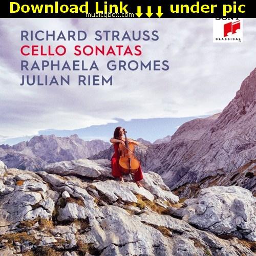 Cellist serves unknown Strauss sonata on the rocks