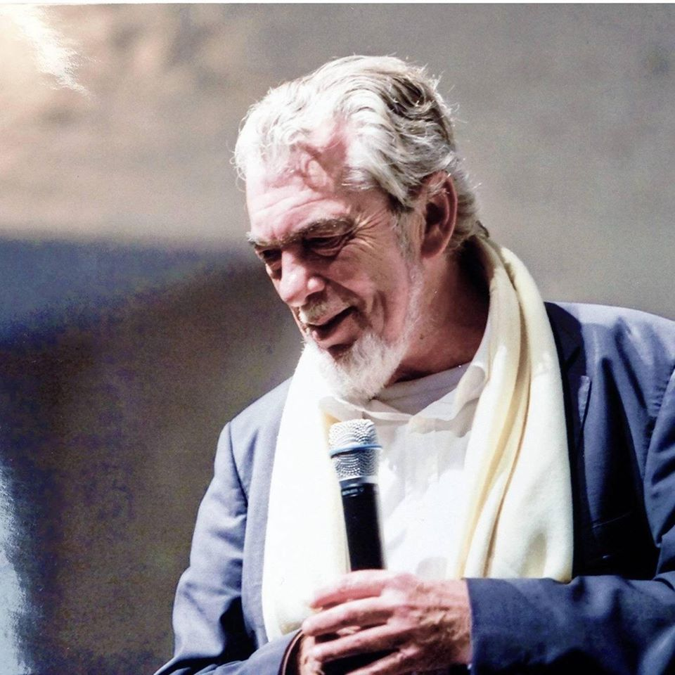 Death of a leading German composer, 77