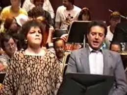 Virus slays an international mezzo-soprano