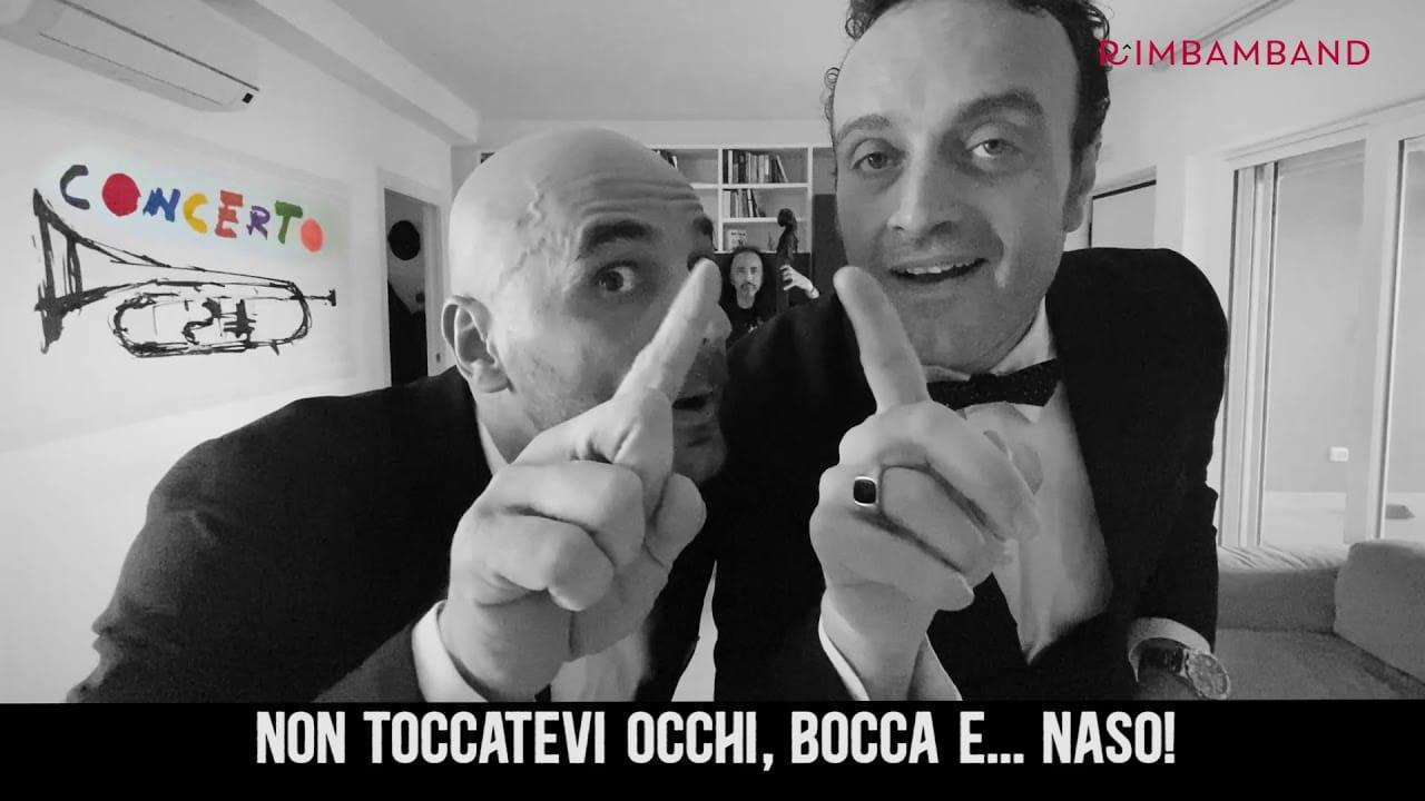 Video: Virus protection – Italian style