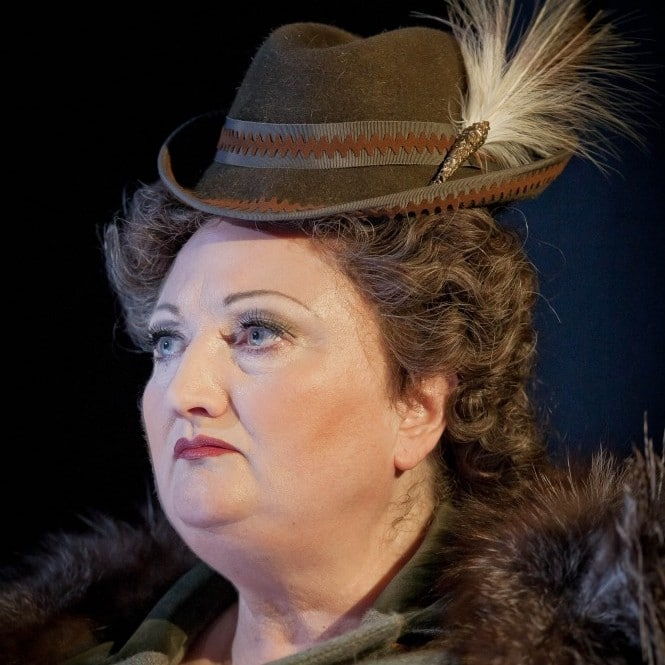 Death of a Welsh soprano, 65