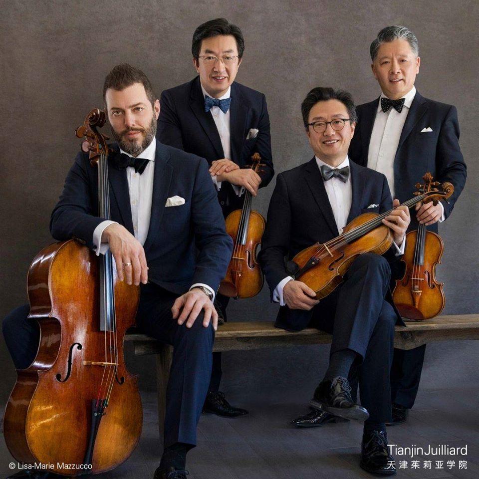 Violinist sues quartet over China censorship