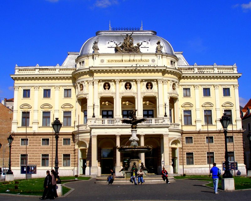 Slovak National Opera shuts down