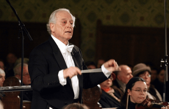 Death of a Hungarian maestro