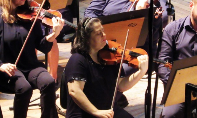 Brazil mourns prominent concertmaster, 49