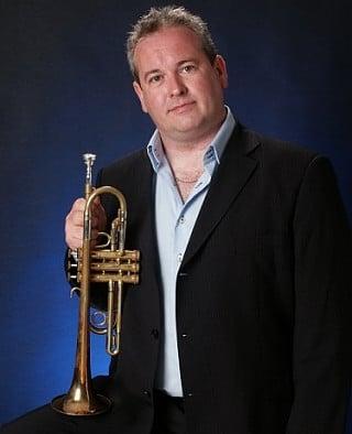 Death of UK principal trumpet, 57