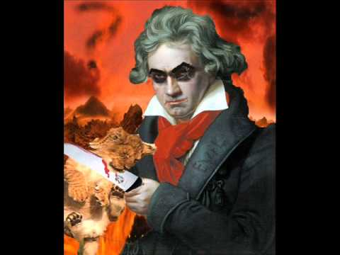 Beethoven's 5th with added body language
