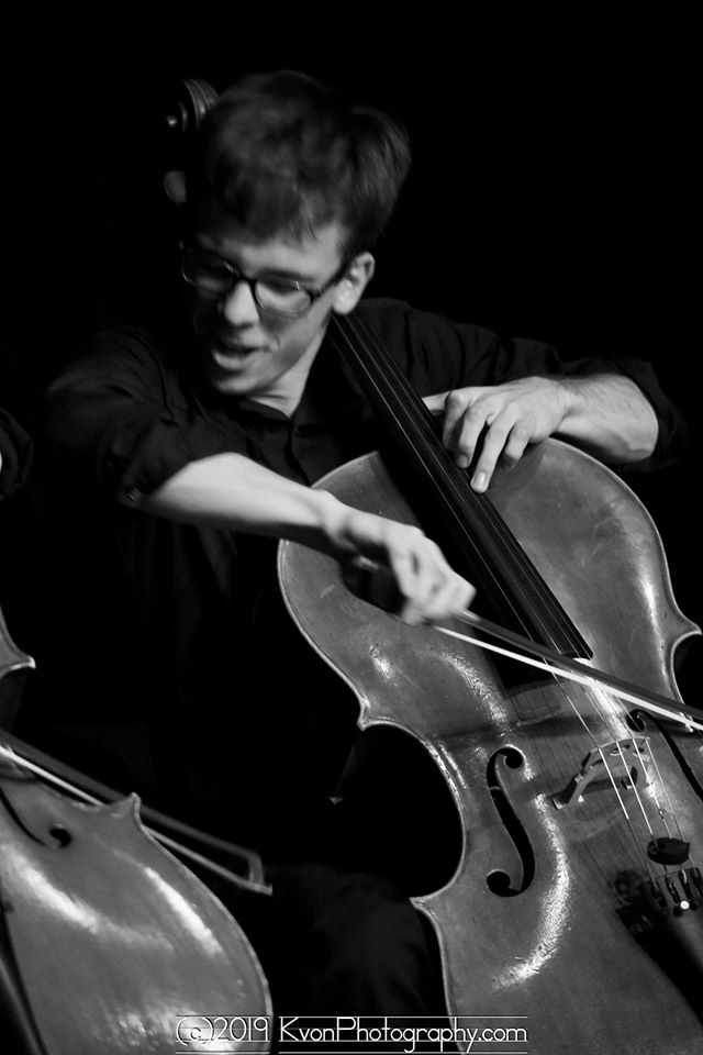 World's youngest principal cello?