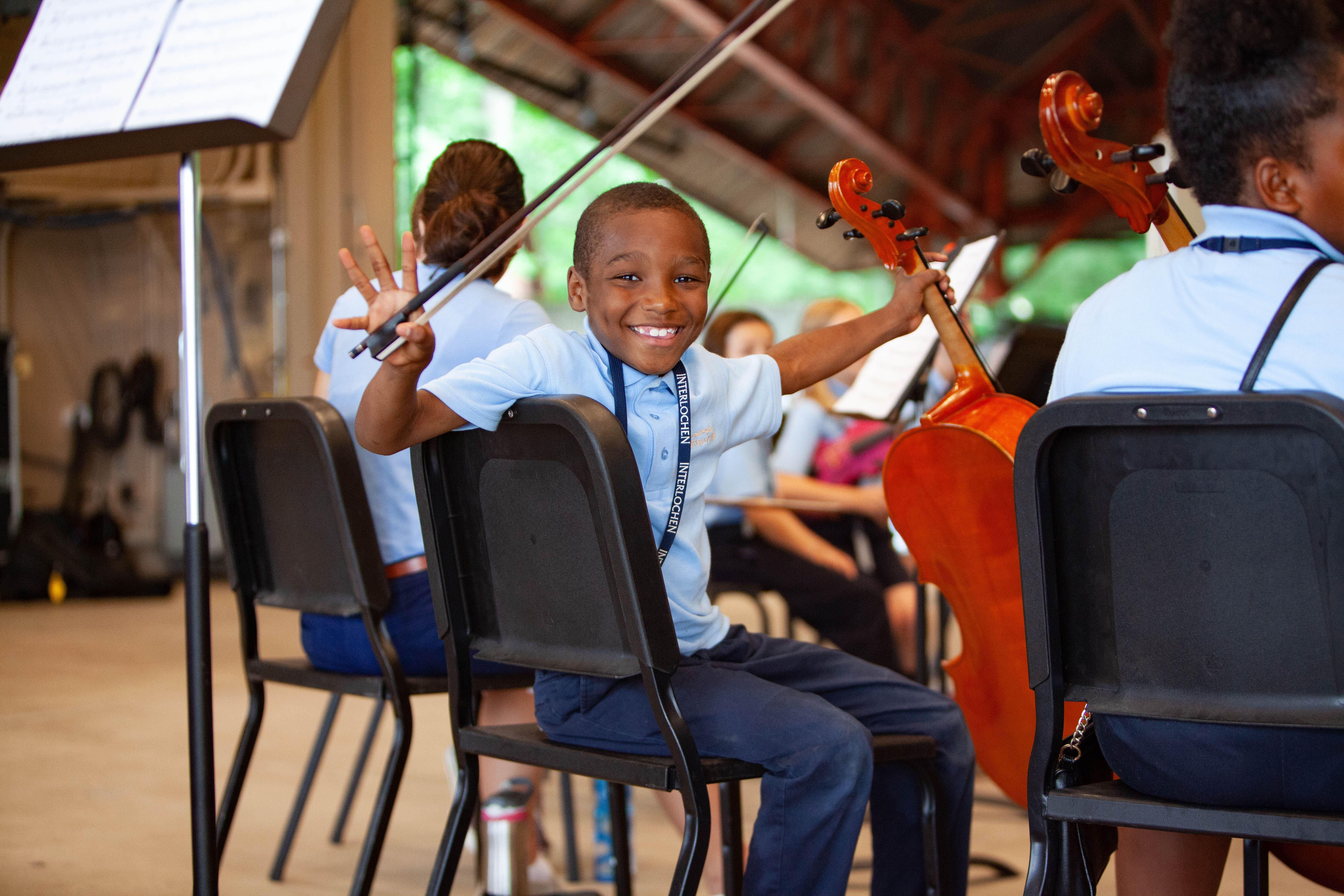 Interlochen will open with half its students this summer