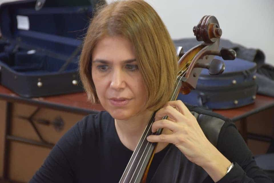 NY suicide Covid doctor was a keen orchestral cellist
