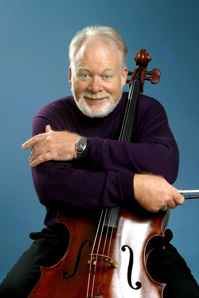 Just in: A great American cellist has died, aged 76