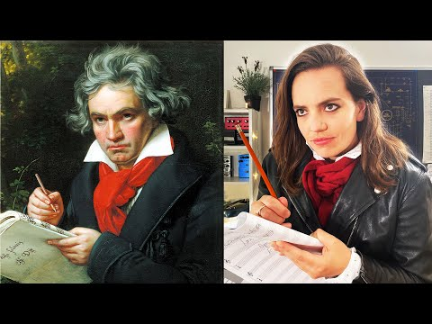 A lockdown musician attempts to live a day like Beethoven