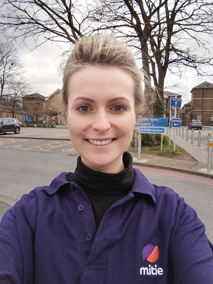 Milly's hospital diary: A singer checks in from the Covid frontline