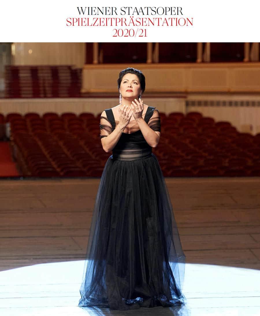 The next Ariadne is… Anna Netrebko