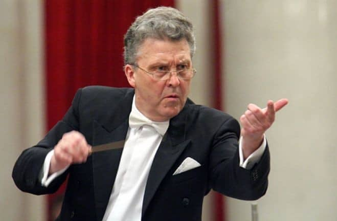 Maestro move: Janacek's orchestra hires a Russian