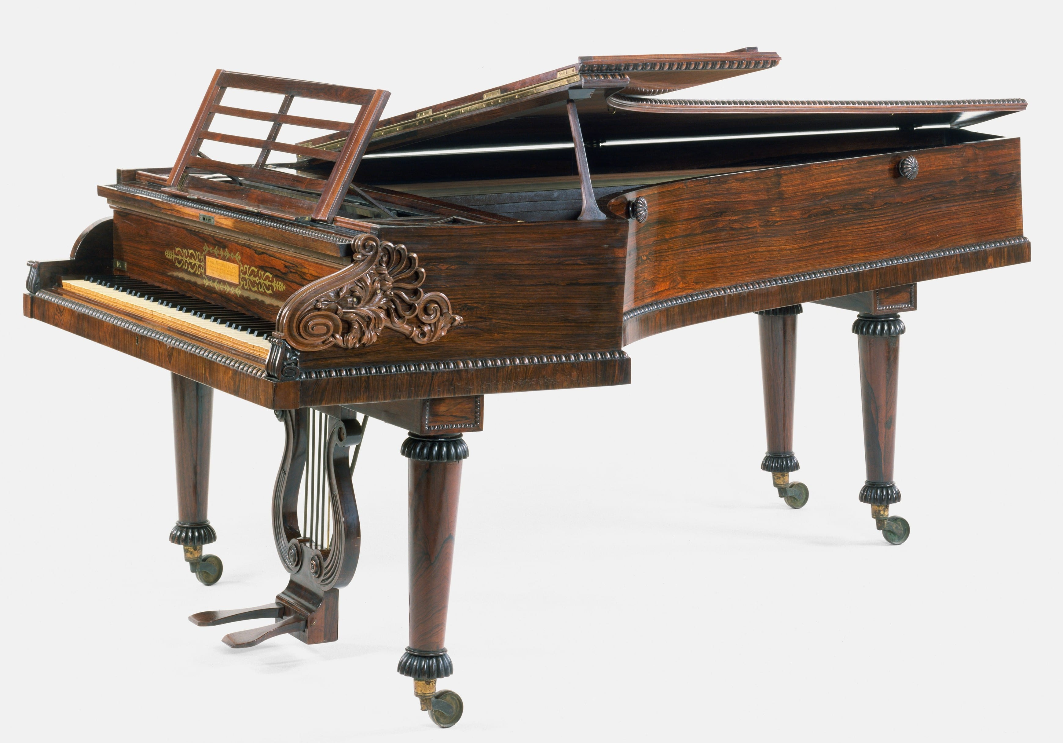 Beethoven and his one-stop piano shop