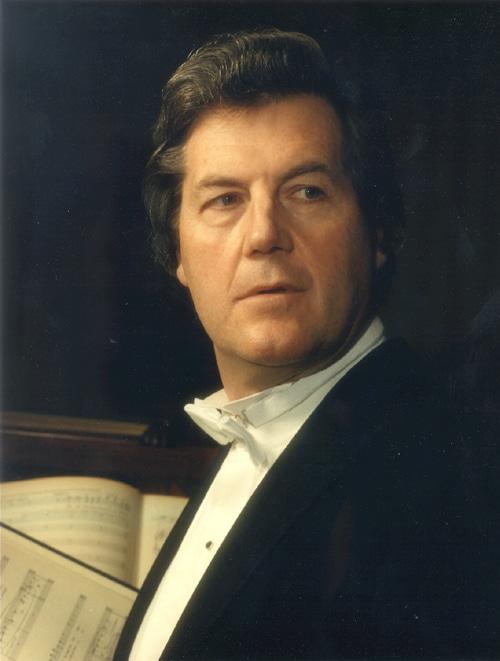 Not just a great singer, Neil Howlett's teaching was inspired