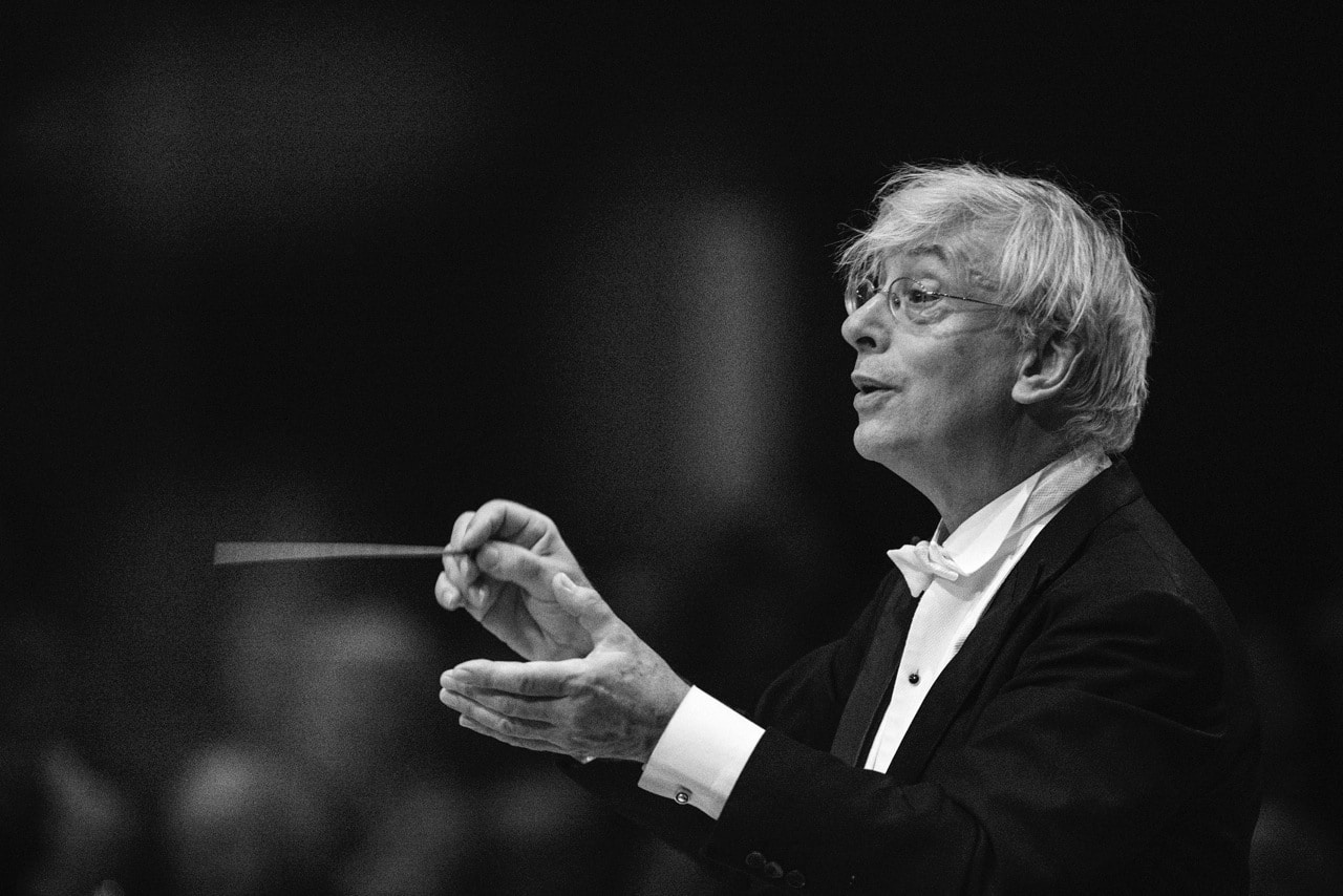 And another maestro goes….