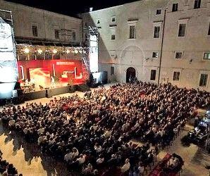 An Italian opera festival prudently resumes