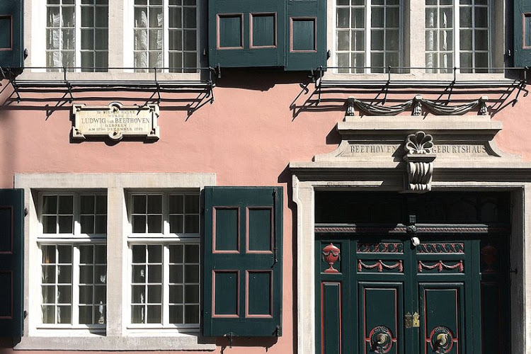 Beethoven's house reopens