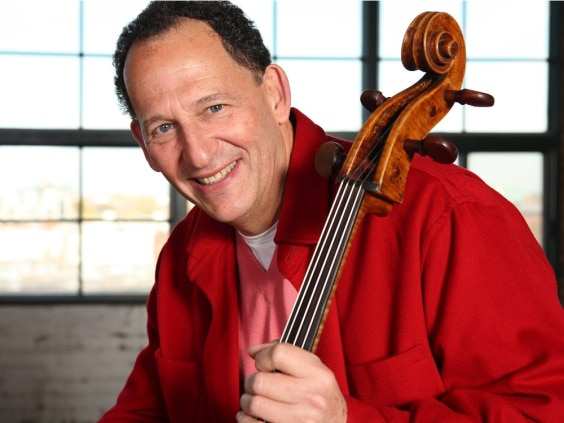 Happy news: Cellist recovers from Covid ICU