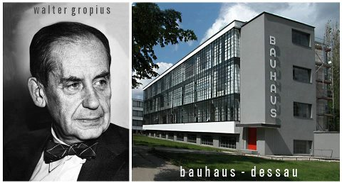Music from Bauhaus to our house