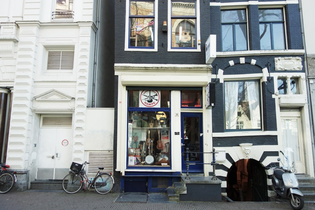Amsterdam's oldest music store shuts after 178 years