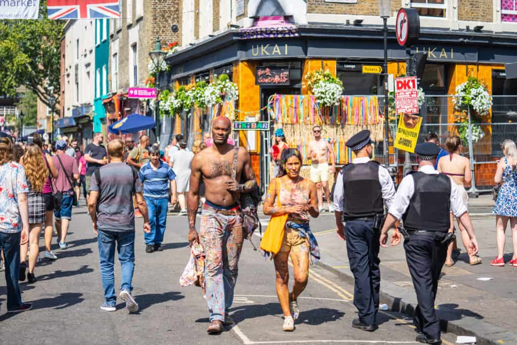 No more Notting Hill Carnival