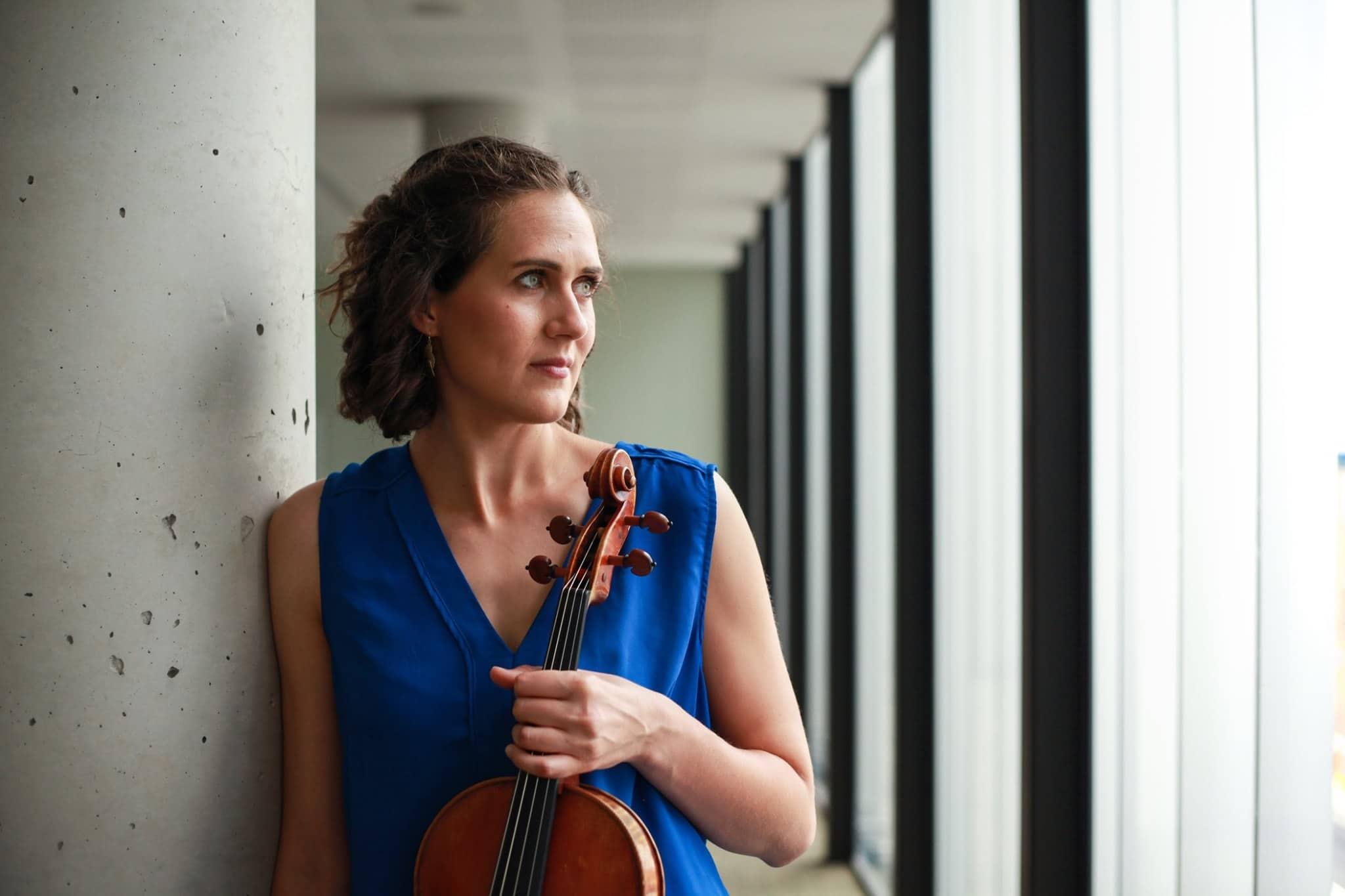 Australia names Berlin-tested principal viola