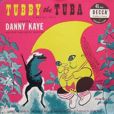 Slippedisc comfort zone (8): Cheer up, tuba