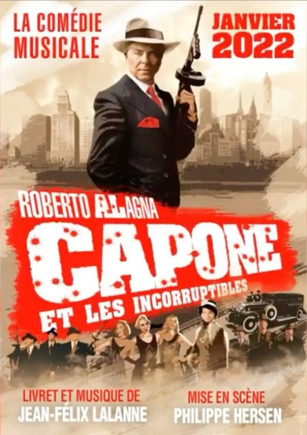 Roberto Alagna to play Al Capone