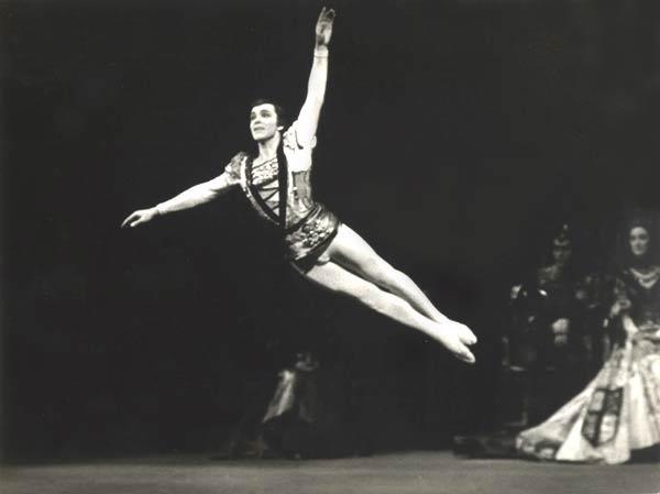 Death of Russian ballet star, 88