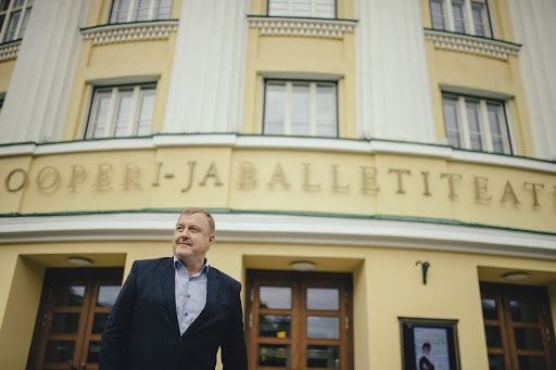 Just in: Estonia suspends opera chief