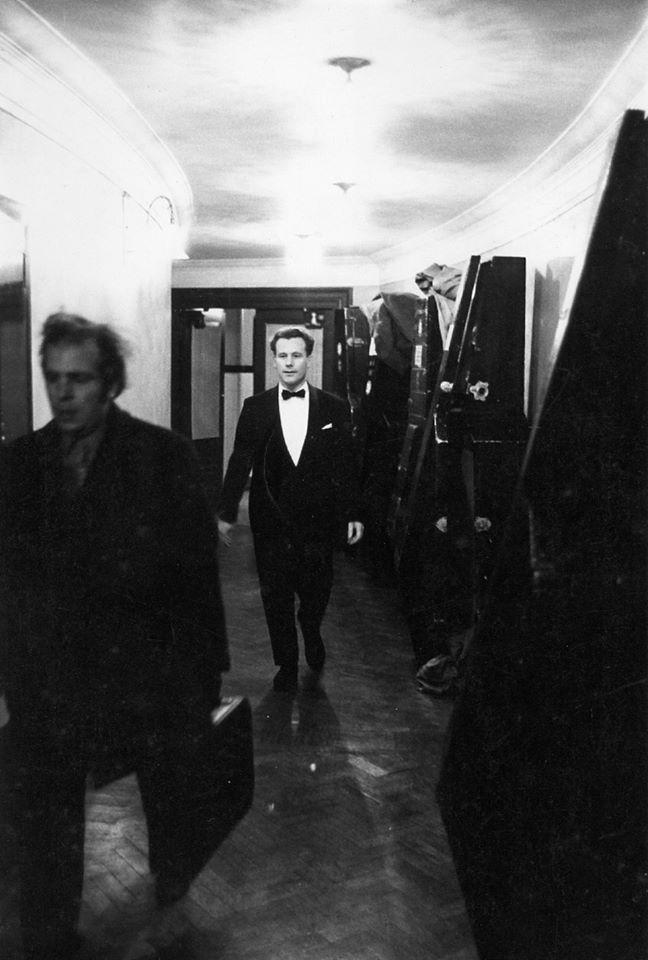 Erik Knussen dies, at 92