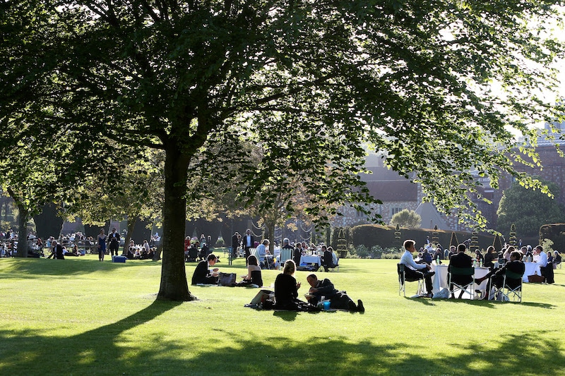 Breaking: Glyndebourne to reopen in July. With black tie