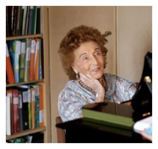 Death of a brilliant harpsichordist and voice coach