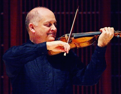 Mourning for eminent violin professor