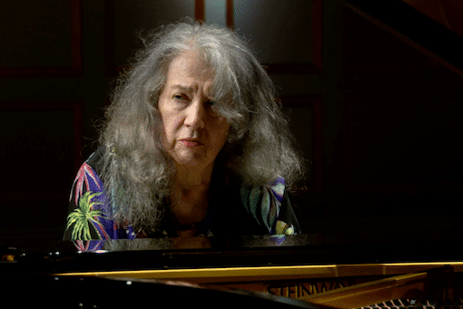 Martha Argerich is back in Lugano