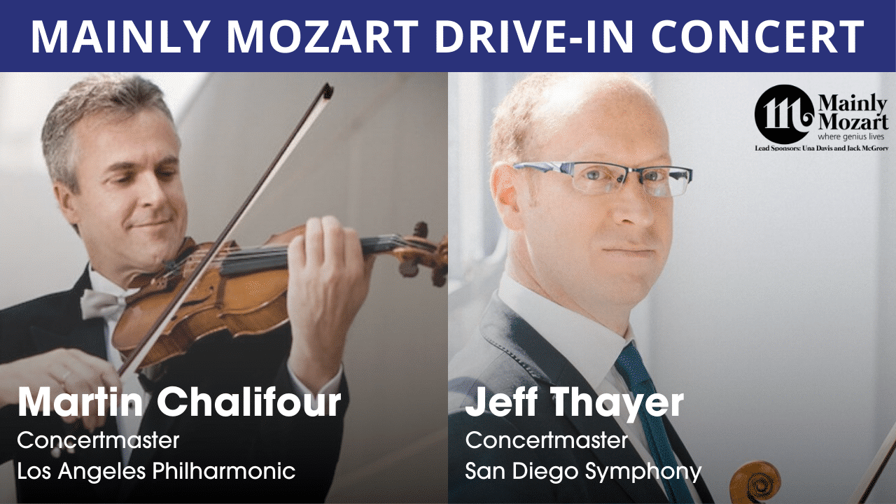 How to profit from a micro-audience (2): LA Phil players stage drive-in concert