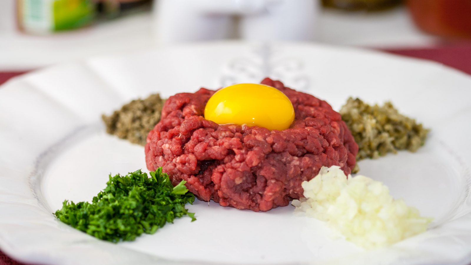 This symphony's as red as steak tartare, as rich as chocolate mousse