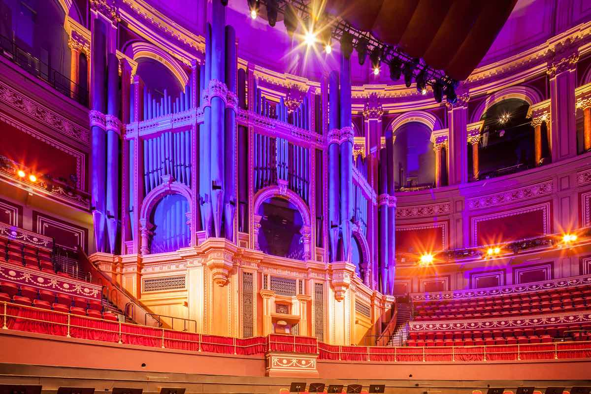 Royal Albert Hall: We're broke
