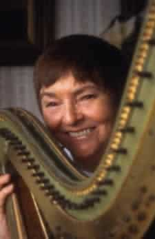 Death of a harp titan