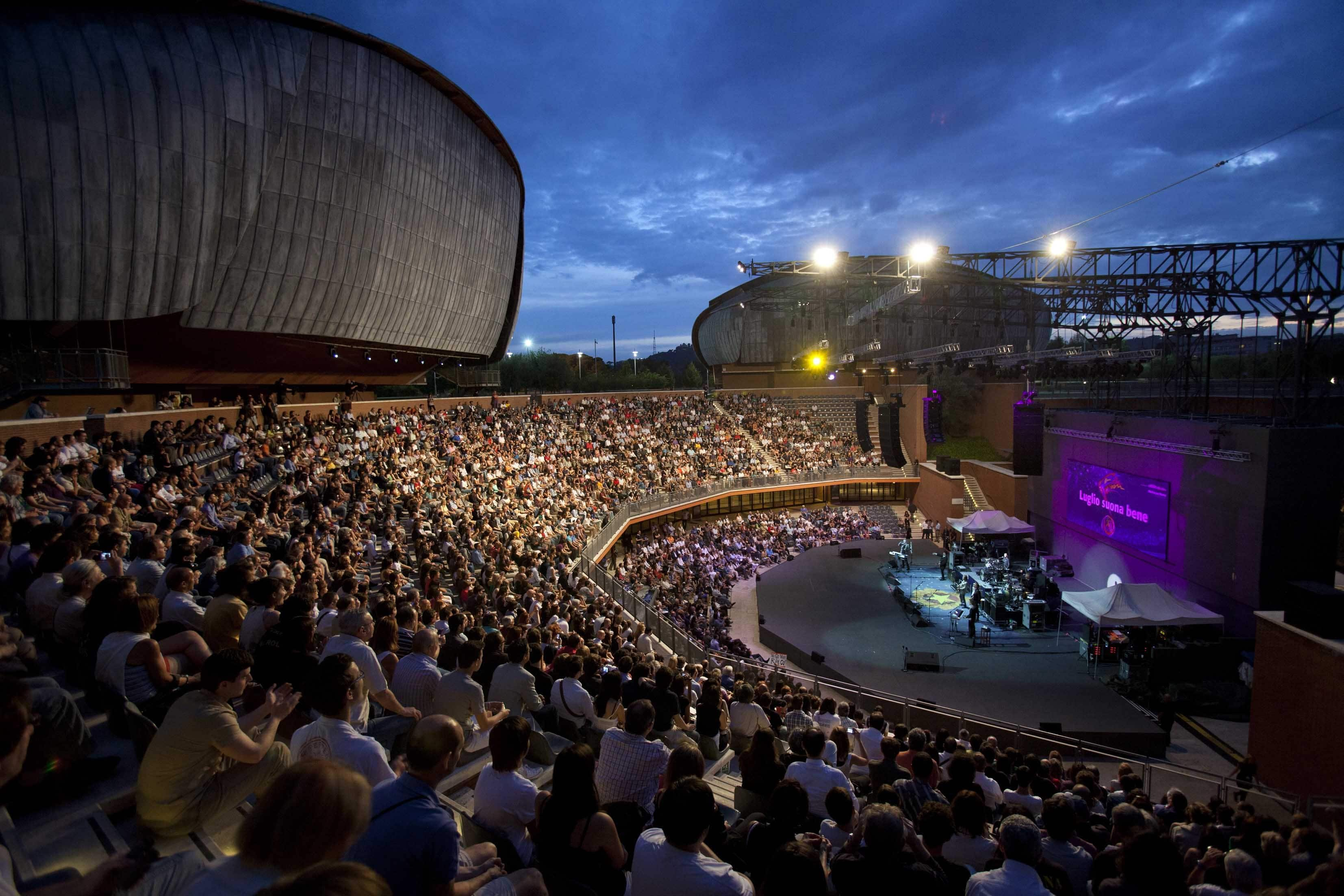 Rome names concert venue after Ennio Morricone