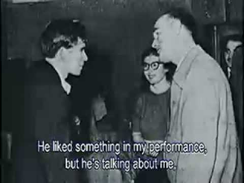 Glenn Gould analyses Sviatoslav Richter