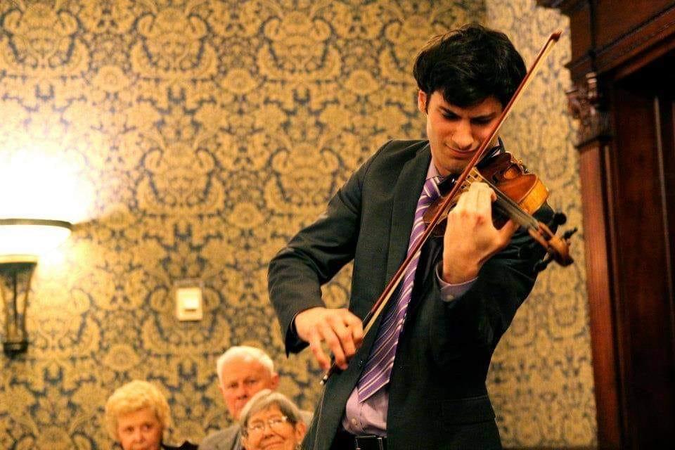 Shocking death of Juilliard violinist, aged 28